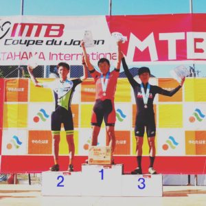 MASAYA YOUNG RIDERS Coupe du Japon MTB XCO