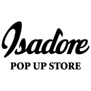 isadore(イザドア)POP UP STORE開催